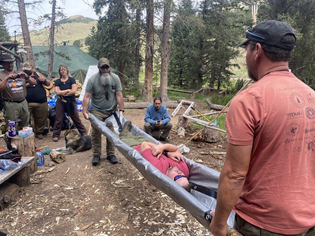 Wilderness First Responder - Offgrid Medic LLC at The Survival University - Colorado